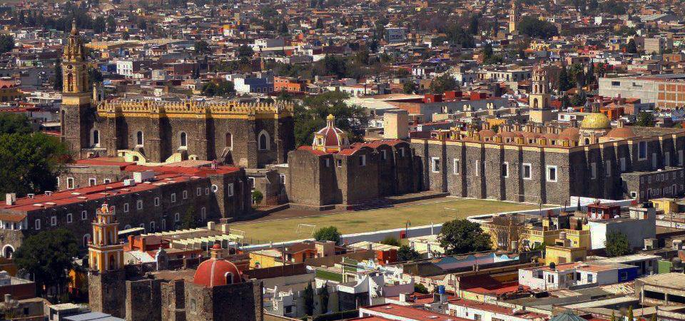 Cholula. México.