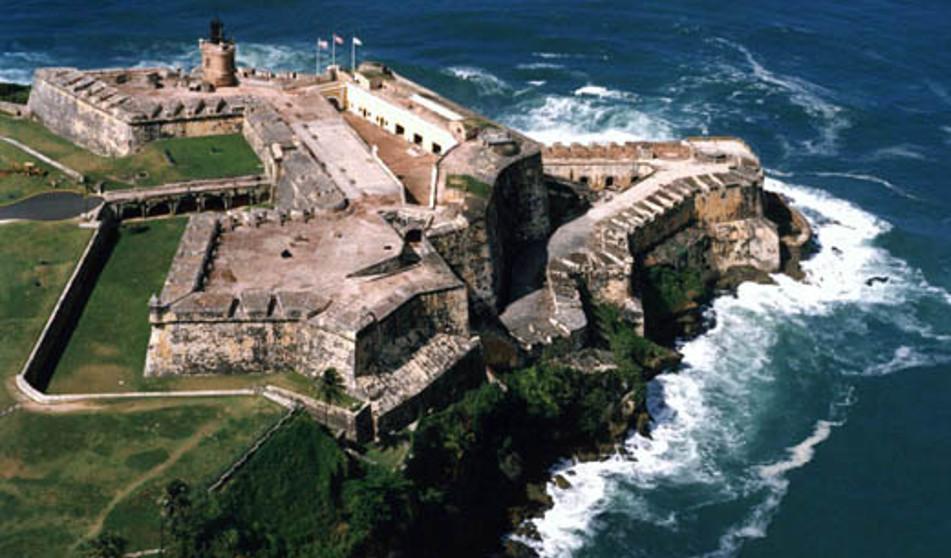 El Morro. Puerto Rico.