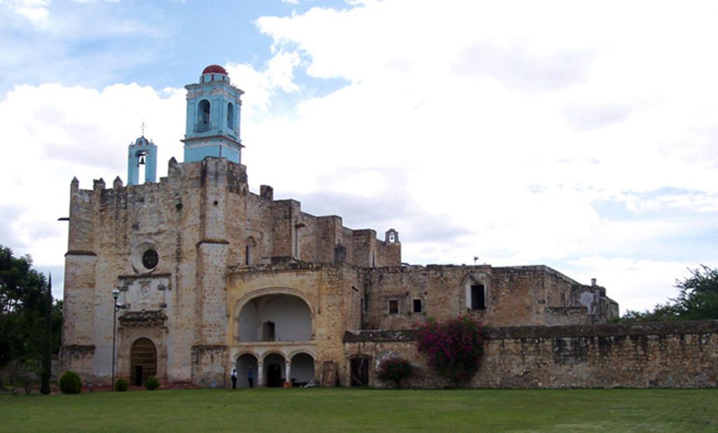 Huaquechula. San Pedro de Cholula. México.